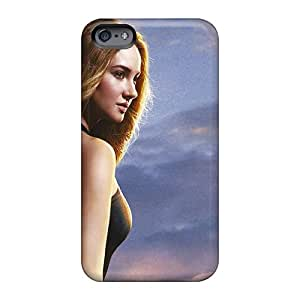 High Quality Mobile Covers For Apple Iphone 6s Plus With Allow Personal Design Beautiful Shailene Woodley Divergent Skin TrevorBahri