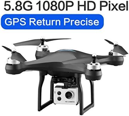 JIANG Posicionamiento GPS Drone, Air WiFi Quad-Axis Aircraft 1080P ...