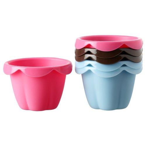 SOCKERKAKA / baking cup / Assorted Color   IKEA