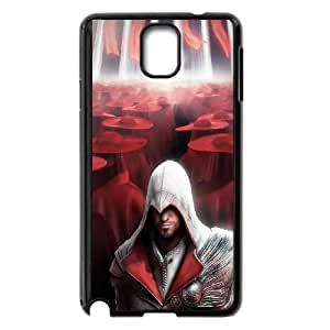 Samsung Galaxy Note 3 Cell Phone Case Black Assassins-Creed-Black-Flag Phone Case Cover Customized Design CZOIEQWMXN11349