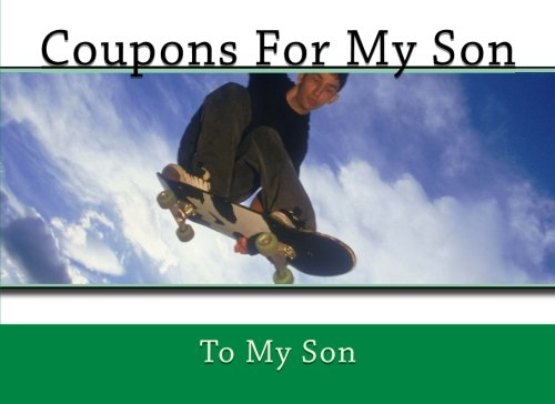 Coupons For My Son