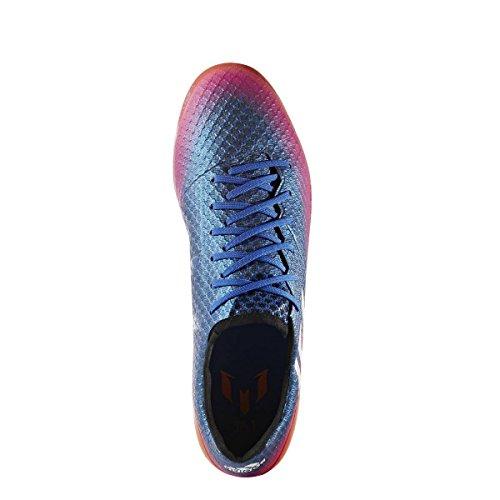 adidas Messi 16.1 Ag, pour les Chaussures de Formation de Football Homme, Bleu (Blu Azul/Ftwbla/Narsol), 39 EU