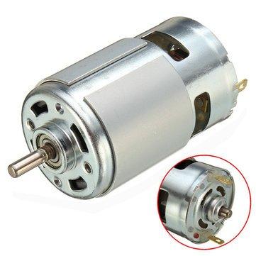 Dc Motor Dc Motors - 775 Motor DC 12V-36V 3500-9000RPM Motor Large Torque High Power Motor ( Dc Motor - Washington Dc M St