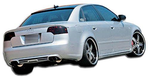 (Duraflex ED-YQU-539 A-Tech Side Skirts Rocker Panels - 2 Piece Body Kit - Compatible For Audi A4 2002-2008)