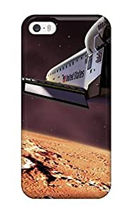 Best Awesome Space Exploration Flip Case With Fashion Diushoujuan Design For ipod touch5