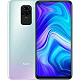 Xiaomi Redmi Note 9 128GB 4GB RAM - Versão Global - Polar White