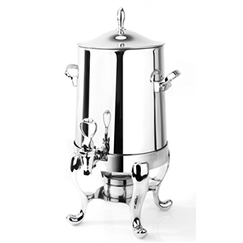 Eastern Tabletop 3113 Stainless Steel Park Avenue 3-Gallon Coffee - Urn Gallon 3
