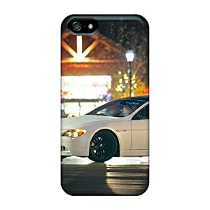 Hot Fashion LZt697jAQG Design Case Cover For Iphone 5/5s Protective Case (bmw M6 E63)