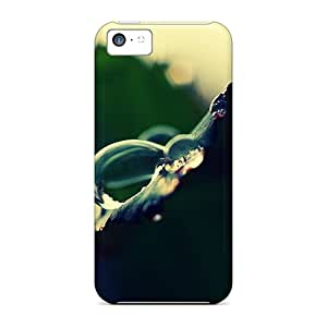 Cases Covers Water Drops/ Fashionable Cases For Iphone 5c