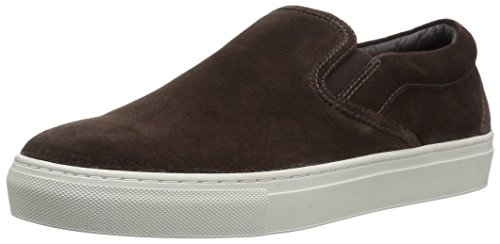 J Slides Men Dimmi Sneaker Brown Suede