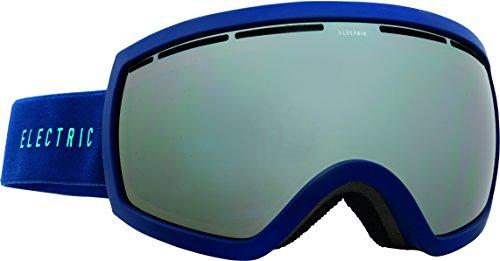 Electric Visual EG2.5 Navy/Bronze Silver Chrome+Bonus Lens Snow - Eg2.5 Goggles Electric