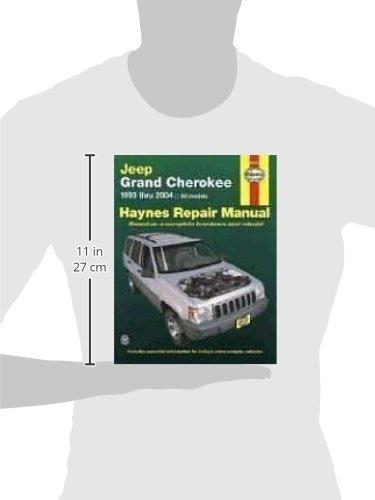 2001 jeep grand cherokee repair manual pdf