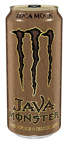 Java Monster, Loca Moca, 15 Ounce (Pack of 12)