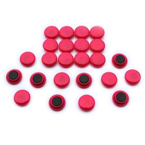 (Magnet Expert Ø20 x 7.5mm Small Planning & Notice Board Magnets [Ø0.79 x 0.30