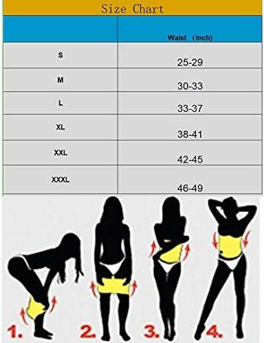 Waist Trainer Trimmer Belt for Weight Loss Neoprene Slimming Belt Sauna Fat Burner Sweat Corset Body Cincher for Women & Men 7