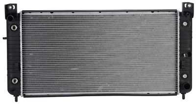 2014 Hummer H2 Part - Prime Choice Auto Parts RK907 New Complete Aluminum Radiator