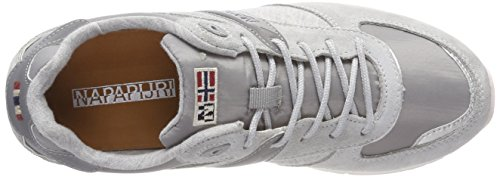 Donna lt Grau Grey Napapijri Sneaker Rabina B0AqPZE
