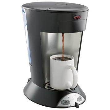heavy duty single cup coffee maker