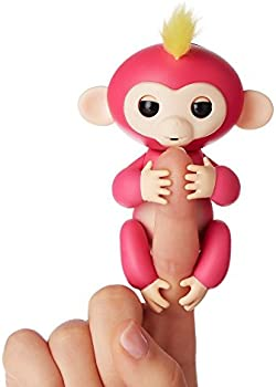 WowWee Fingerlings Interactive Baby Monkey (Various Colors)