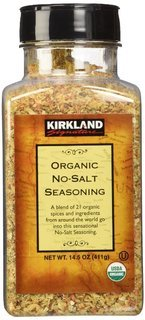 Kirkland Signature Organic No- Salt Seasonin