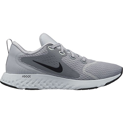 pure black wolf Grey Nike Scarpe Legend Grey cool Running 003 React Uomo Grigio Platinum awwZ8FHPxq
