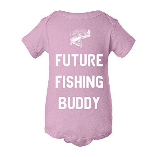 Dads Fishing Buddy (Future Fishing Buddy Baby)