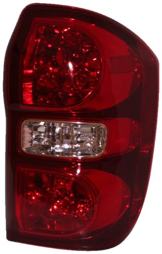 Genuine Toyota Parts 81551-42080 Toyota RAV4 Passenger Side Replacement Tail Light Assembly