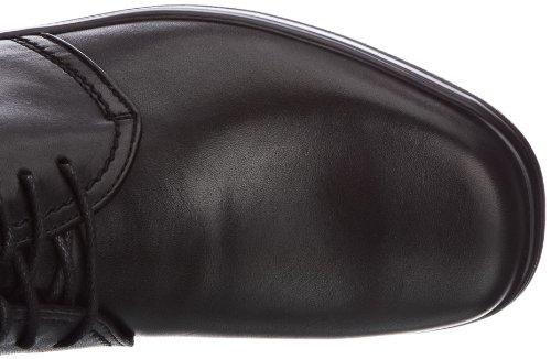 Gabor Elaine, Bottines pour femmes noires (cuir noir chaud)