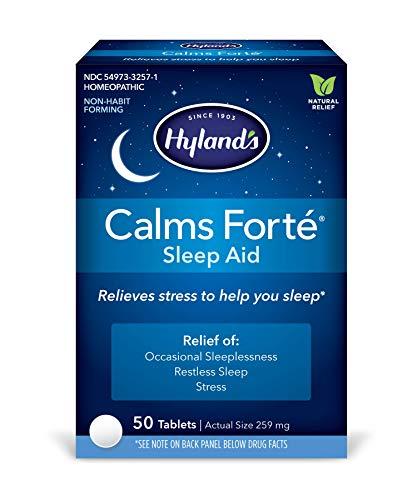 Sleep Aid Tablets Calmste
