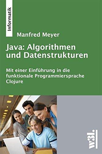 Java: Algorithmen und Datenstrukturen Broschiert – 25. März 2012 Manfred Meyer W3L Aktiengesellscahft 3937137173 Programmiersprachen