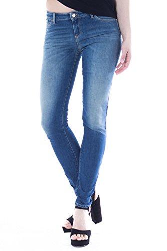 J23 Up Push Jeans Slim 5 Chiaro Donna Skinny Armani Tasche Denim Gamba Banwxa0
