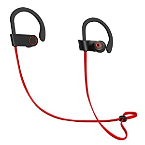 bluetooth earphones iconntechs it wireless stereo electronics. Black Bedroom Furniture Sets. Home Design Ideas