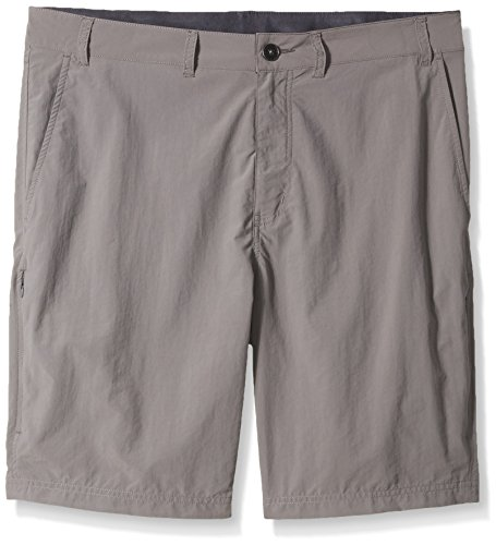 Shorts Ex Hiking Officio (ExOfficio Men's Sol Cool Nomad 10&Quot Shorts, Road, 32)