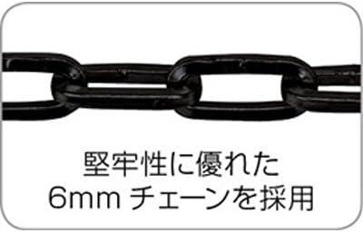 アデプト シェッドC 611 ダイヤル式チェーンロック 1,100mm アッシュ(LKW29201)