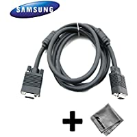 15 FT D-SUB / CBF SIGNAL / MONITOR CABLE for Samsung T260 (Replacement for Part # BN39-00244G)