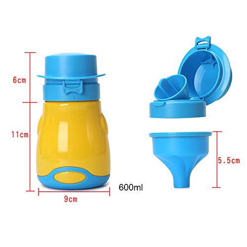 Travel Portable Baby Toilet Car Urinal Children/'s Pot Training Girl Boy Potty
