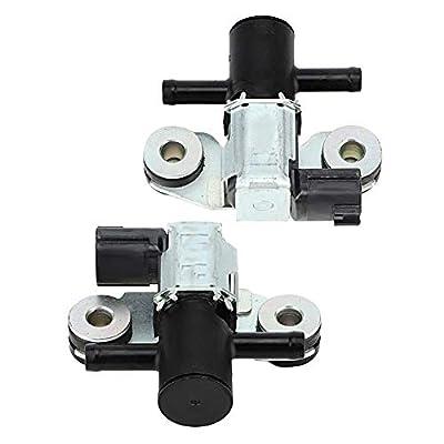 Suuonee Purge Valve Solenoid, Canister Purge Valve Solenoid Fit for INFINITI CP614 2502-487928: Automotive
