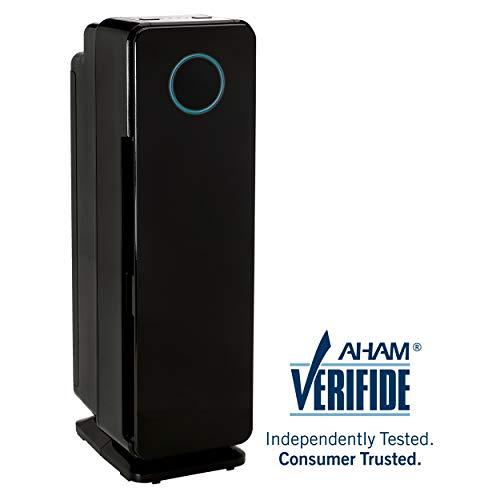 Germ Guardian True HEPA Filter Air Purifier for Home Pets Office Bedrooms Filters Allergies Pollen