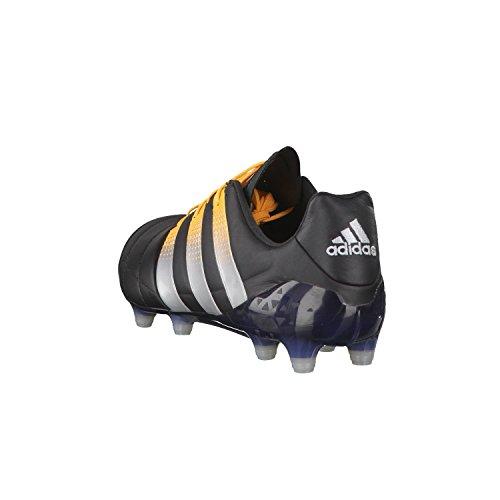 Uomo Adidas Fg 16 Nero Ace 1 Calcio Scarpe arancione Leather ag Da zzBOwnrq