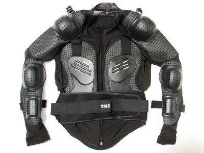 Motorcycle full body armor protector street motocross atv for Motorcycle body armor shirt