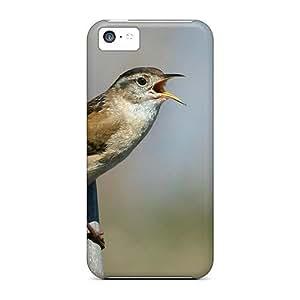 New Arrival ZtUlcvL8230tIOQh Premium Iphone 5c Case(marsh Wren)