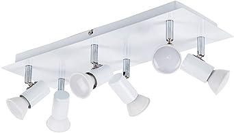 DEL Chrome Poli Photo Light C//W ampoules à DEL et livraison gratuite