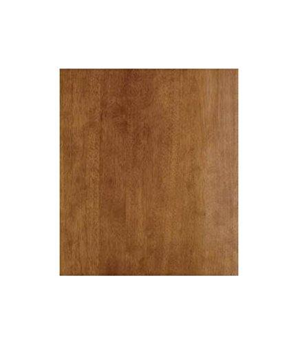 Meco Straight Edge Folding Card Table (Fruitwood)