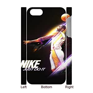 NIKE JUST DO IT V-T-C1036834 Iphone 4,4S 3D Art Print Design Phone Back Case DIY Hard Shell Protection