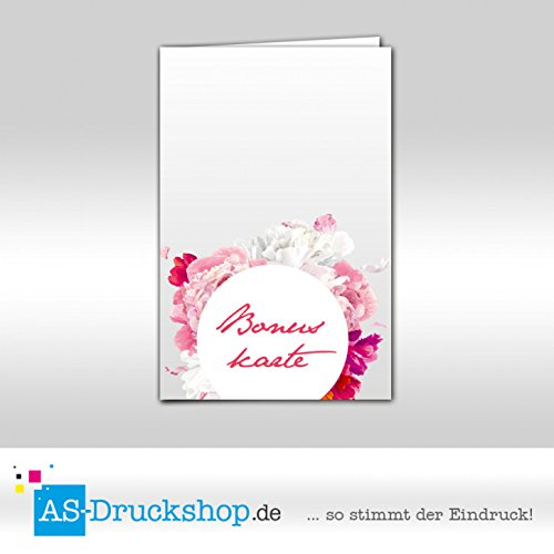 Bonuskarten Floristik -Blaumenkranz 250 Stück B07D3Y8FR5 | Hohe Qualität und geringer Aufwand
