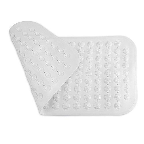 Shower Mat Non Slip 28 Quot X 14 Quot Mildew Resistantrubber Bath