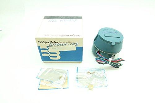 - BADGER METER ECA 58232-4 Electric CONTACTING Register TOTALIZER D613849