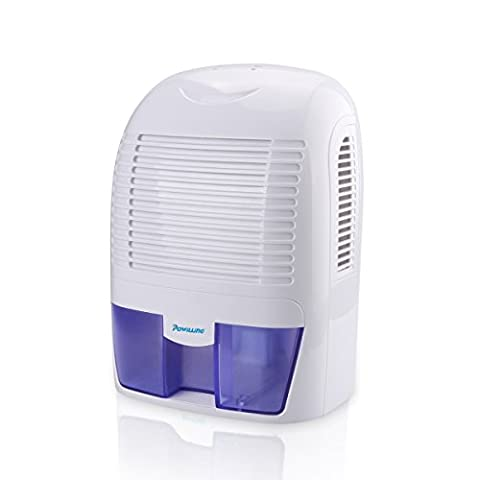 Dehumidifiers for Home, Powilling 2200 Cubic Feet Electric Portable Dehumidifiers for Basements, Bedroom, Bathroom, Grow Room, RV, Office and (Dehumidifiers)