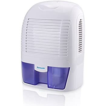 Dehumidifiers for Home, Powilling 2200 Cubic Feet Electric Portable Dehumidifiers for Basements, Bedroom, Bathroom, Grow Room, RV, Office and Garage