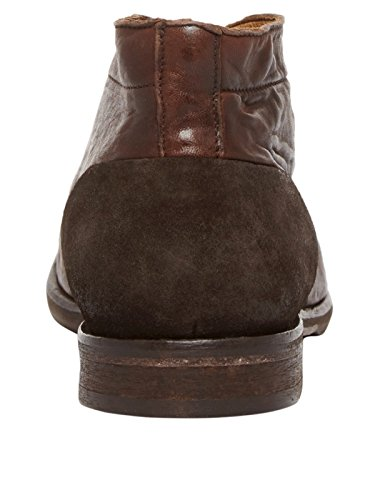 Boot London Hudson Vitello Desert ryecroft Mens Brown wqAX7fxFA